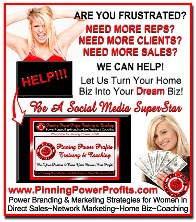Pinning Power Profits Promo 2014